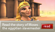 Moses and the Egyptian Slavemaster